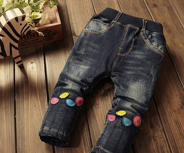 Jeans dublati chic si comozi model Fia