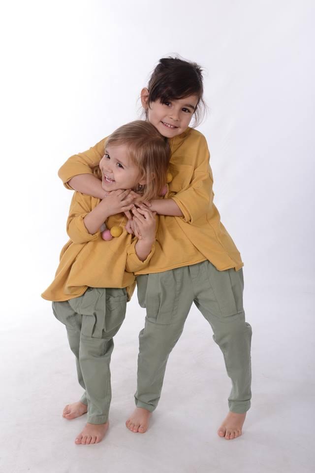 Set modern si confortabil pentru fetite chic